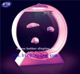 Mini Galss Fish Bowl Acrylic Wall Mount Fish Bowl (BTR-S2028)