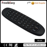 Nuevo producto 2.4G Wireless Fly Air Mouse Teclado