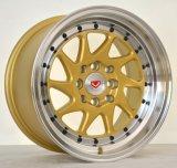Холодное колесо сплава конструкции vossen