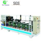 Dois-Linha tipo simétrico compressor do balanço de gás do CO2 do dióxido de carbono