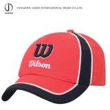 Il cappello di sport della protezione di Polyest del berretto da baseball del poliestere mette in mostra la protezione molle della maglia della protezione di Promitonal della protezione di modo della protezione