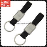 Sell superior Keychain de couro feito sob encomenda com logotipo