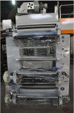 PLC контролирует высокоскоростную прокатывая машину для полиэтиленовой пленки 150m/Min