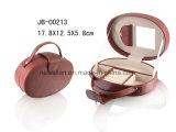 La última caja de joyería de la forma del nuevo diseño oval
