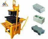 Petite machine de fabrication de brique diesel