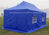3[إكس][6م] حزب خيمة [غزبو] فسطاط مع فريدة ريح قضبان وجانب حوض طبيعيّ