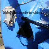 E21s를 가진 중국 NC 격판덮개 그네 광속 금속 QC12k 4*2500 유압 깎는 기계