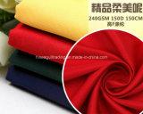 150dx150d, 160G/M2; Polyester-Gabardine-Uniform-Gewebe