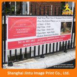 Bandera al aire libre del PVC de la impresión de encargo para hacer publicidad