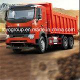 Prix le plus compétitif tout neuf de camion à benne basculante de Howoa7 371HP 6X4