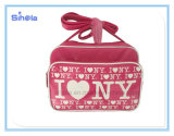 أنا أحبّ [ني] جلد تصميم حقيبة