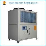 Refrigerador de agua y calentador de inducción de IGBT que endurece la máquina