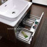 Vanità della stanza da bagno dell'acciaio inossidabile di Fuctional con il Governo laterale 079