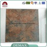 튼튼한 상업적인 사용 검정 대리석 곡물 비닐 마루