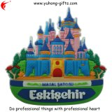 Advertizing Soft PVC Fridge Magnet for Turkey Promotion (YH - FM071)