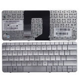Клавиатура компьтер-книжки для HP Dme-1022tu Dm1-1023tu Mini311 мы серебр плана