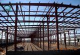 De Bouw van het Pakhuis van het staal voor Logistiek