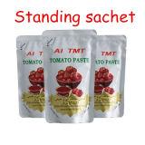 Inserimento di pomodoro del sacchetto con l'alta qualità nessun additivo