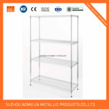 5 Tier Black Heavy Duty Wire Display Stand