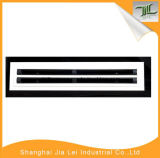 Difusor removível do ar do entalhe do núcleo para o uso da ventilação