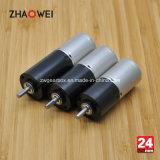 мотор шестерни DC 24mm миниый электрический для електричюеских инструментов