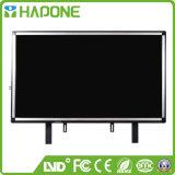 Visualización de la pantalla táctil de 55 pulgadas LED TV