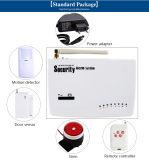GSM van de goede Kwaliteit het Eenvoudige In werking gestelde Systeem van het Alarm