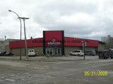 Prefabricated 강철 구조물 상점가 건물