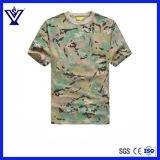 Maglietta militare del breve camuffamento del manicotto (SYSG-567)