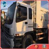 De gebruikte Vrachtwagen van de Stortplaats Isuzu voor de Verkoop van de Vrachtwagen van de Kipper van Japan in Filippijnen