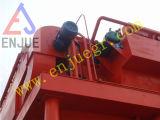Хоппер доказательства пыли цемента 50 M3 подвижной для порта