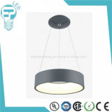Lumière pendante moderne de l'aluminium DEL, lampe de plafond pour l'hôtel ou restaurant de club