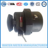 Compteur d'eau à pistons rotatifs en plastique / laiton
