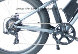 Alto potere bici elettrica Emtb della gomma grassa della città da 26 pollici con la batteria di litio