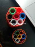 Macchina di plastica del tubo del gruppo di terminali di memoria del silicone del tubo