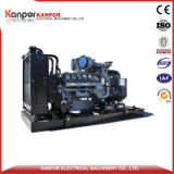 400/230 generador eléctrico diesel de la potencia del motor 350kw/437.5kVA de 50Hz Wudong