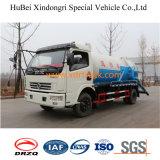 5.5cbm 폐수 흡입 트럭 새 모델