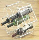 Soporte de visualización de acrílico del triunfo, soporte de visualización de la botella