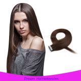 Человеческие волосы выдвижения волос ленты ранга 8A 100% бразильские