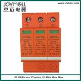 Солнечный ограничитель перенапряжения 2pole 500V DC PV (DC SPD, защитное приспособление пульсации)