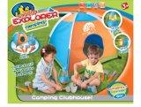 Jouet réglé de tente campante de maison de théâtre de gosses