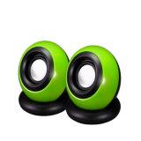 Verbundener Bluetooth Lautsprecher-Minilautsprecher