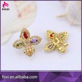 orecchino dell'oro 18k in alta qualità per le donne