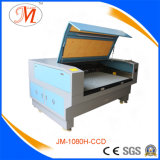 革パターン切断(JM-1080H-CCD)のための高性能レーザーの打抜き機