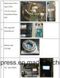 máquina da imprensa de potência do inversor da freqüência do delta do alimentador da bobina 160ton