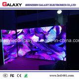 Fijos al aire libre de interior instalan la publicidad de la pantalla del panel del LED/video de visualización/de la muestra/de la pared/de la cartelera de alquiler para la demostración de alquiler P2/P2.5p3/P4/P5/P6 de la etapa