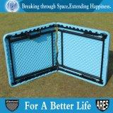 Tableau de pliage extérieur du HDPE 4FT avec demi de bleu de Plier-Bébé