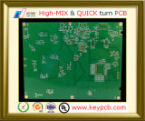 Высокое изготовление доски PCB прототипа платы с печатным монтажом Tg для электронных блоков