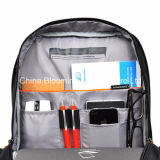 Мешок Backpack компьтер-книжки двойного компьютера плеча водоустойчивого многофункциональный