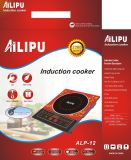 Ailipu Alp-12 Induktions-Kocher-/Induction-Ofen 2016 mit dem blaue Beleuchtung-heißen Verkauf in die Türkei-dem Markt